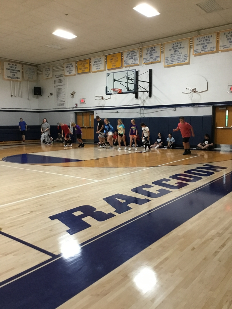 8th grade Pacer Testing