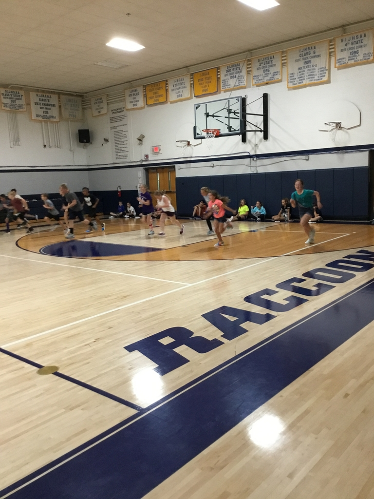 6th grade Pacer Testing